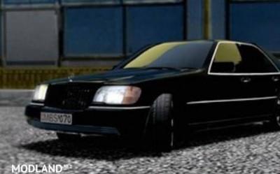 Mercedes-Benz S600L 7.0 AMG Tuned Car [1.3.3]